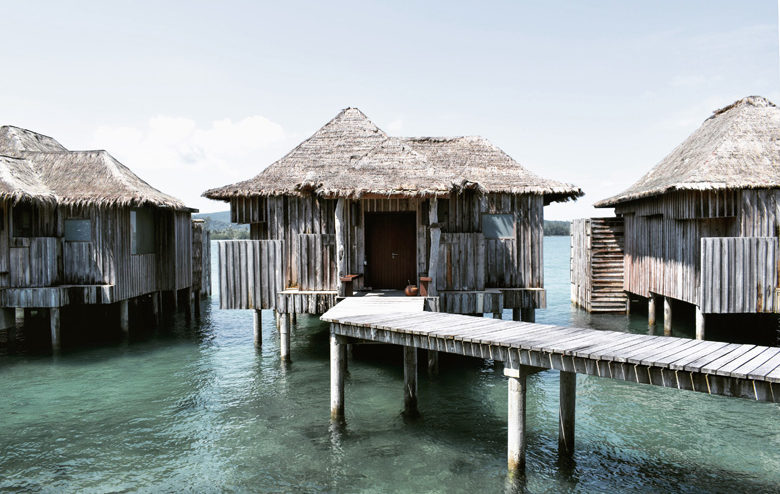 Tropical Island Resort, Song Saa Private Island, Cambodia by ELSEWHERE