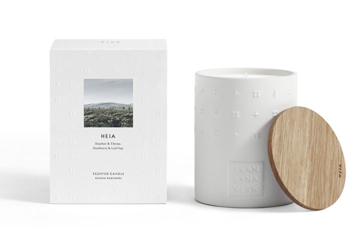 HEIA - Destination Inspired Candles - ELSEWHERE