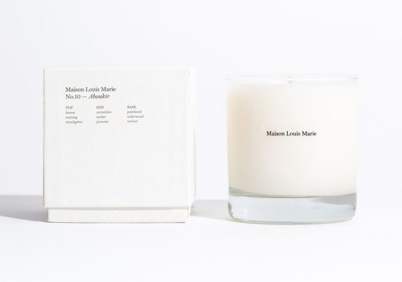 Maison Louis Marie 10 - Destination Inspired Candles - ELSEWHERE