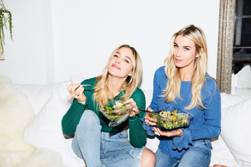 The Sakara Life Founders Danielle Dubois and Whitney Tingle