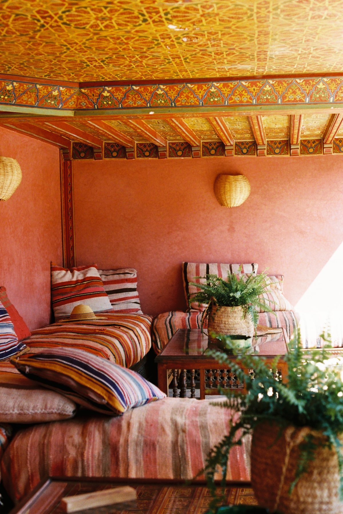 Meet The Parisian Hoteliers Running A Luxury Riad In Marrakech