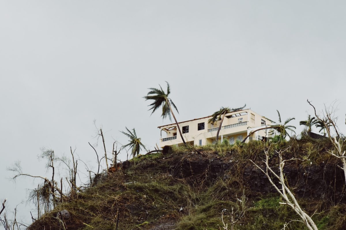 Recent Natural Disasters In The Caribbean